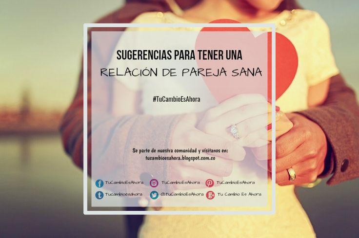 Tener alguien a quien amar, consentir y abrazar no siempre es fácil, por eso te traigo unos consejos que puedes aplicar en tu relación de pareja. Solo da click aquí: http://tucambioesahora.blogspot.com.co/2014/09/consejos-para-mejorar-tus-relaciones-de-pareja.html #Cambio #RelacióndePareja #PensamientoPositivo #Inspiración #FrasesMotivadoras #FrasesDeMotivacionPersonal #Motivacion, #autoestima, cambio personal, motivación personal, #autoayuda, relación de pareja, amor, parejas felices.