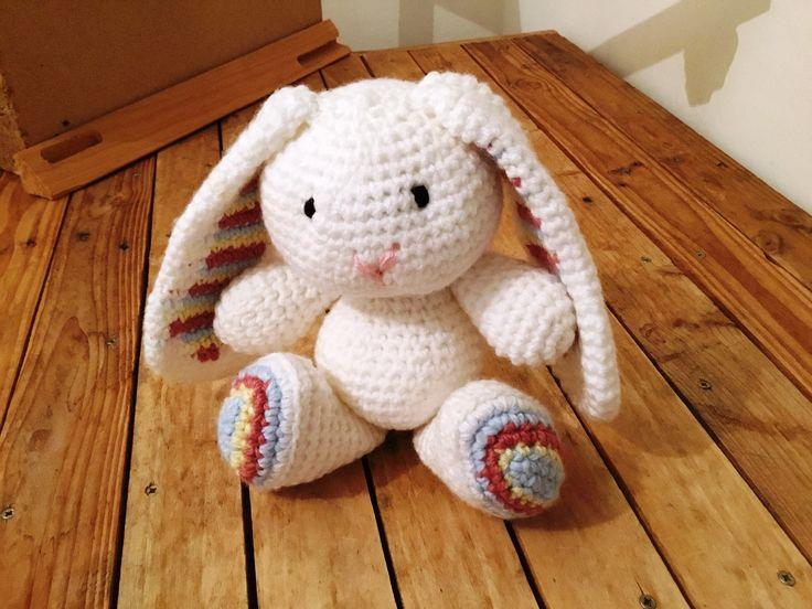 Lapin Amigurumi Crochet 1. Bunny Amigurumi Crochet 1