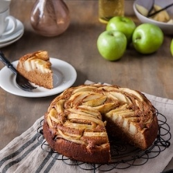 Apple Cider Cake by delicieux