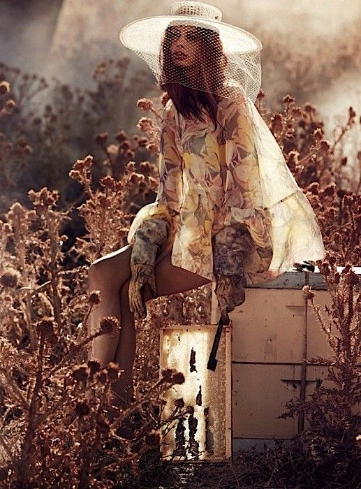 Cassi van den Dungen | Vogue Australia April 2013//