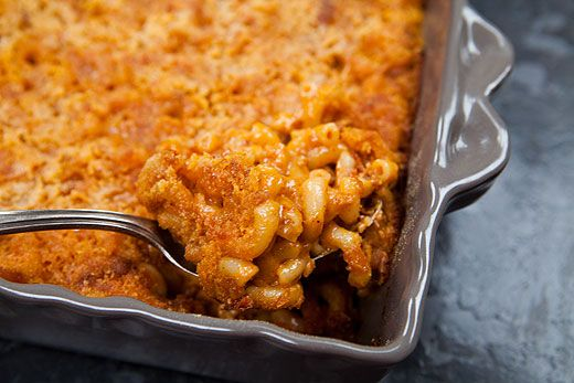 Chorizo Mac and Cheese Recipe
