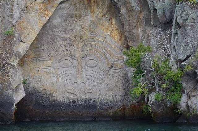 #SailingBarbary #RockCarvings #Culture #Taupo