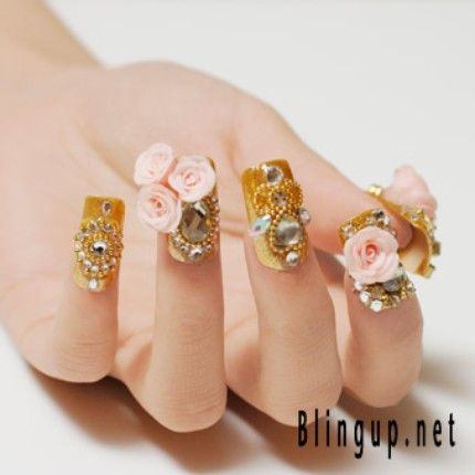 Just NAILS!  So easy to design your nails with  MOYOU nail art kits! Visit our website! www.lvnailart.com