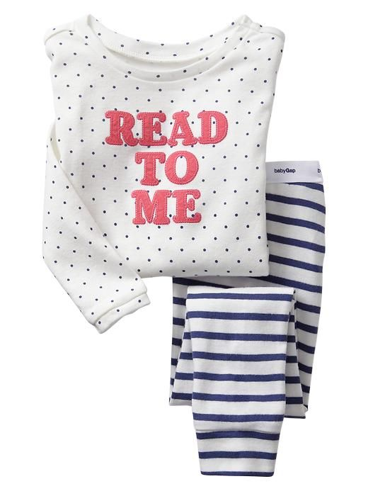 Read to Me. I adore these PJs. The nightly snuggle and book are an essential…
