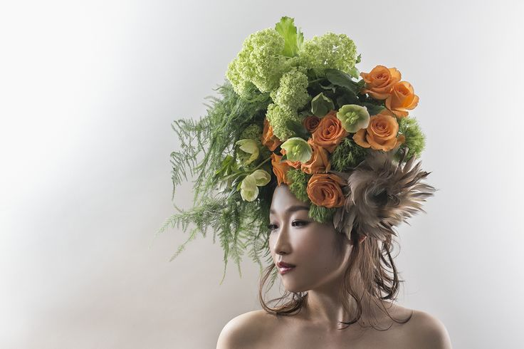 ARTHANANINGEN2 /Floral man