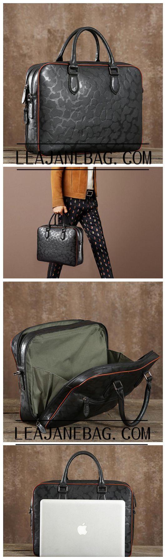 Laptop Briefcase,Handmade Bag,Popular Type GLT019 #handmadebag