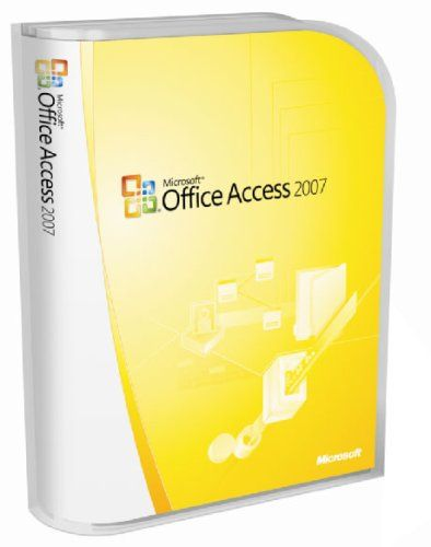 Buy Msoffice Access 2007