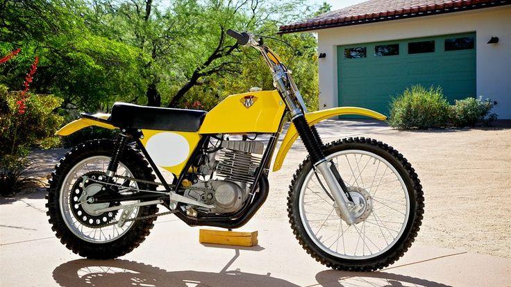 1971 Maico 400 Motocross Racer