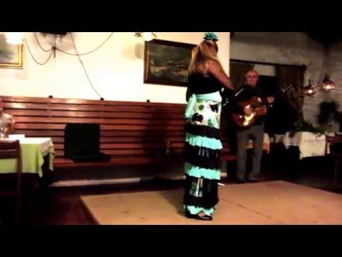 DO YOU LIKE FLAMENCO,Watch live in Restaurant Le Castel  Andalusia