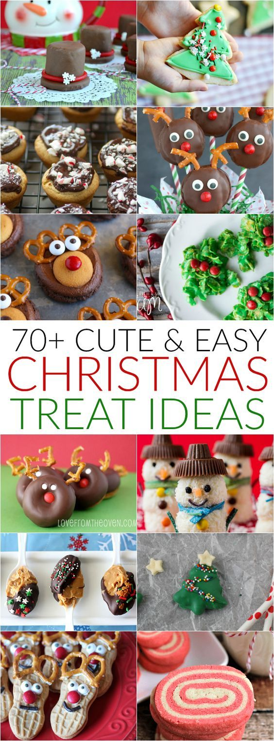 70 Christmas Treats