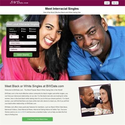 BWDate.com | Best Black and White Dating Sites (2017)