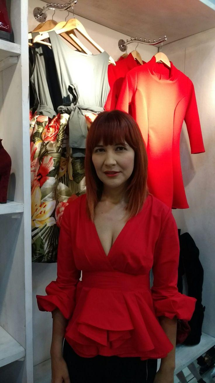 Diseñadora Johanna Cano