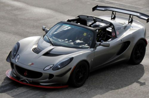 2005 Lotus Elise Race Car, lets just say you can't legally drive this on the road...
