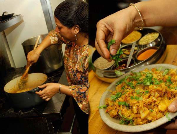 Varsa's Aloo Gobi  Recipe  spicetrekkers.com