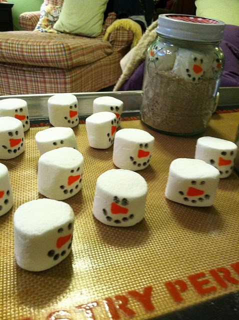 Snowman soup--- Great Gift idea