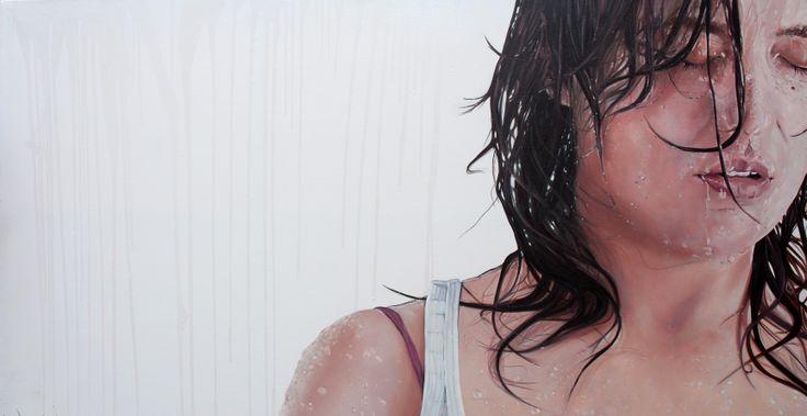 óleo sobre tela 130x240 cm 2010