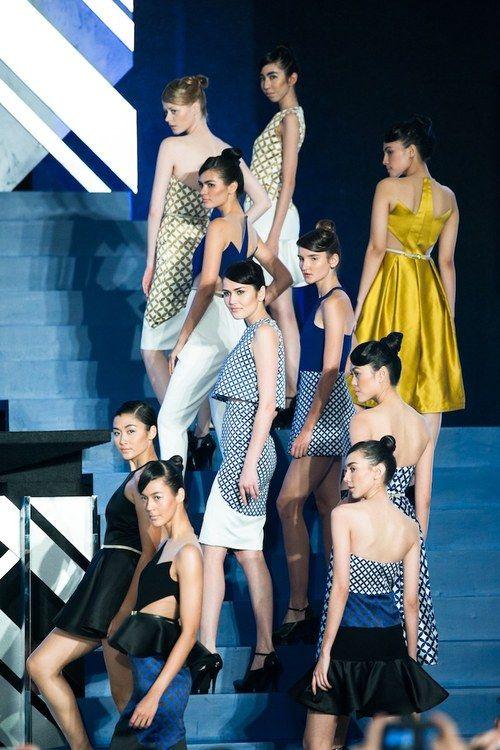 Peggy Hartanto x bateeq for Fashion Nation 2014