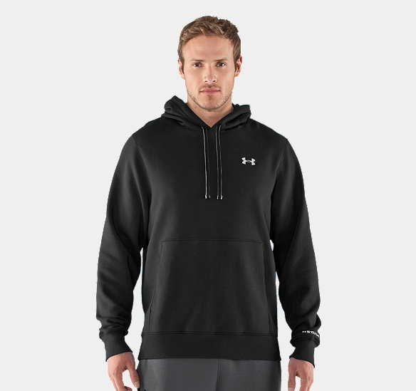 Men's Charged Cotton® Storm Transit Hoody