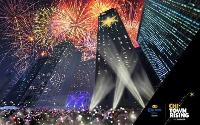 Usually disappointed by Chicago's New Year's Eve festivities? Chicago's finally getting its own outdoor, public celebration.