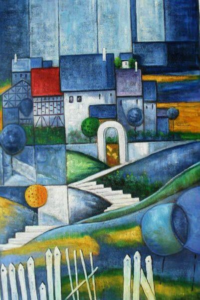 IB-2306 - cuadros modernos y abstractos exoticae