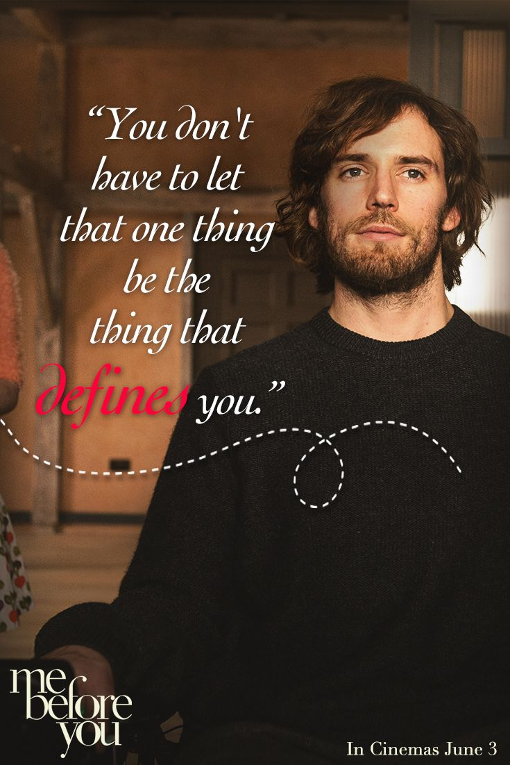 Me Before You Quotes Cool 53 Best Me Before You Images On Pinterest  I Am Me Before You And