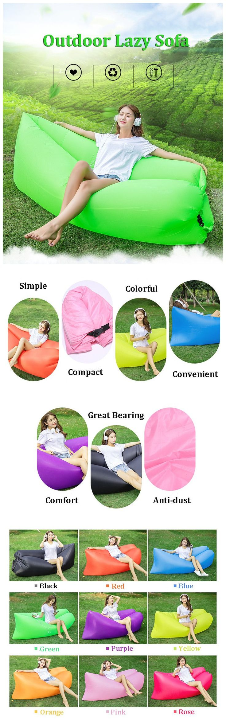 die besten 25 sitzsack outdoor ideen auf pinterest sitzkissen outdoor sitzkissen gartenm bel. Black Bedroom Furniture Sets. Home Design Ideas
