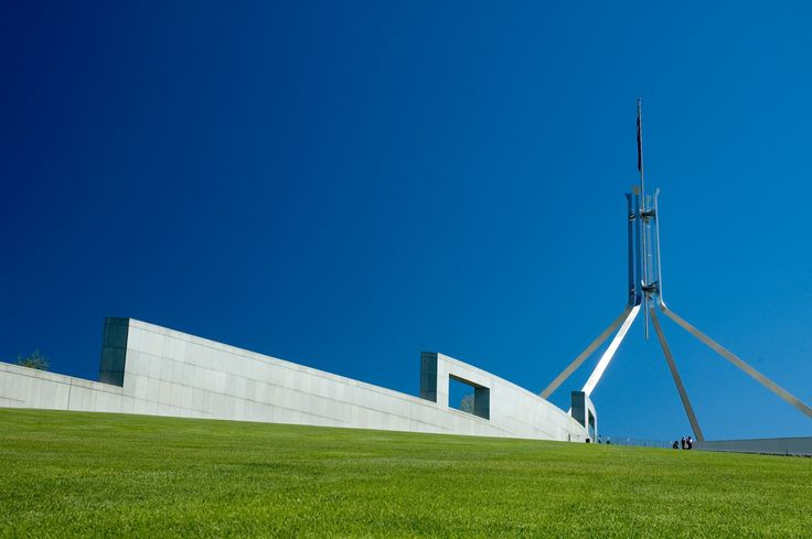 The Australian Parliament house in canberra ACT http://www.spinecentre.com.au/