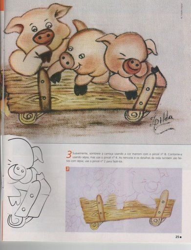 1001 IDÉIAS PINTURA EM TECIDO - Adriana Geraldo - Álbuns da web do Picasa