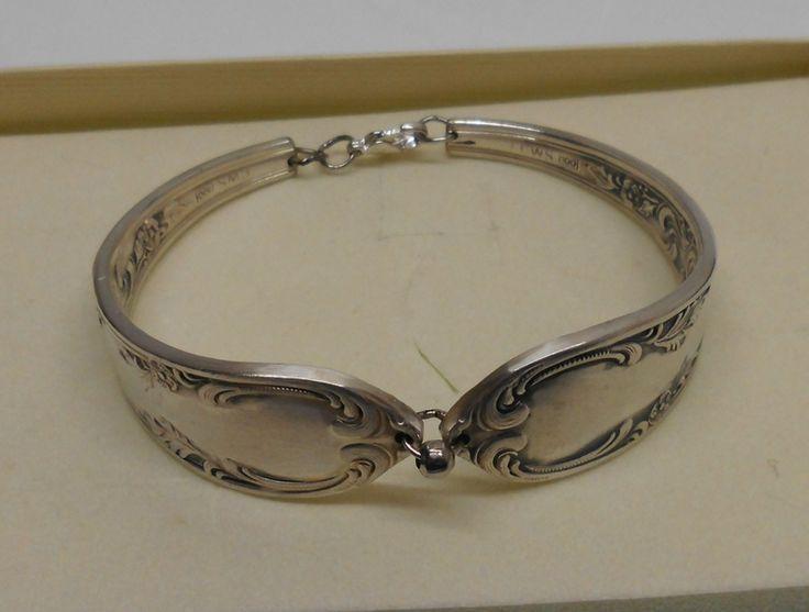 Antique bracelet from silver cutlery bracelet AB15…