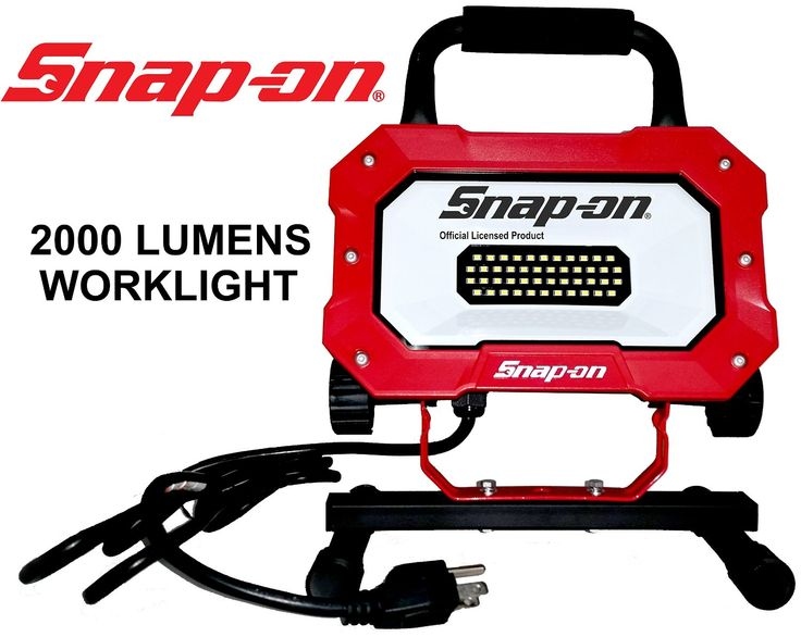 Snap-On LED Worklight MSRP $45