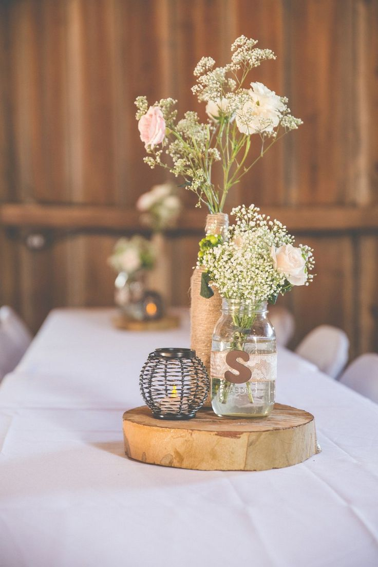 nice 99 Incredible DIY Log Centerpieces Wedding Decoration Projects http://www.99architecture.com/2017/03/28/99-incredible-diy-log-centerpieces-wedding-decoration-projects/