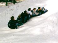 Your Guide To Sledding And Snowtubing At Lake Tahoe Tubing Hansens Resort Tahoe Reservation Bureau Vacation Rentals Lake Tahoe Vacation Guide Lake Tahoe Accommodations And Lodging