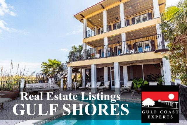 All the latest real estate listings in Gulf Shores, Alabama #GulfShoresalabama #realestatelistings #beachliving #gulfcoastexpertsrealty