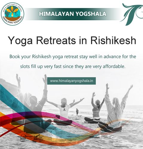 Rishikesh not only has some of the #best_yoga_schools in India but it also provides an idyllic holiday destination where peace and spirituality reign. Book your #Rishikesh_yoga_retreat stay well in advance for the slots fill up very fast since they are very affordable.  http://himalayanyogshala.in/yoga-retreat-in-rishikesh-india.html Himalayanyogshala@yahoo.com