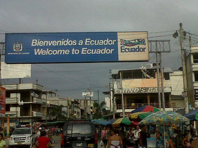 Huaquillas, Ecuador