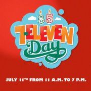 FREE Slurpee Drink at 7 Eleven Stores Today on http://www.icravefreebies.com