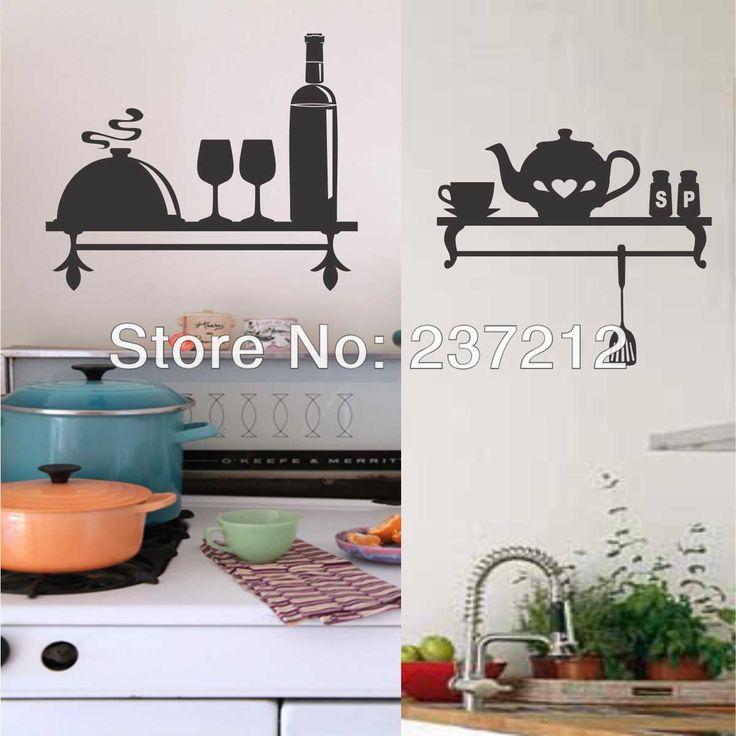 Free-Shipping-font-b-Kitchen-b-font-font-b-Wall-b-font-font-b-Decal-b.jpg 1,200×1,200 pixels