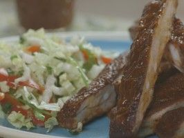 Oven-Roasted Ribs from CookingChannelTV.com