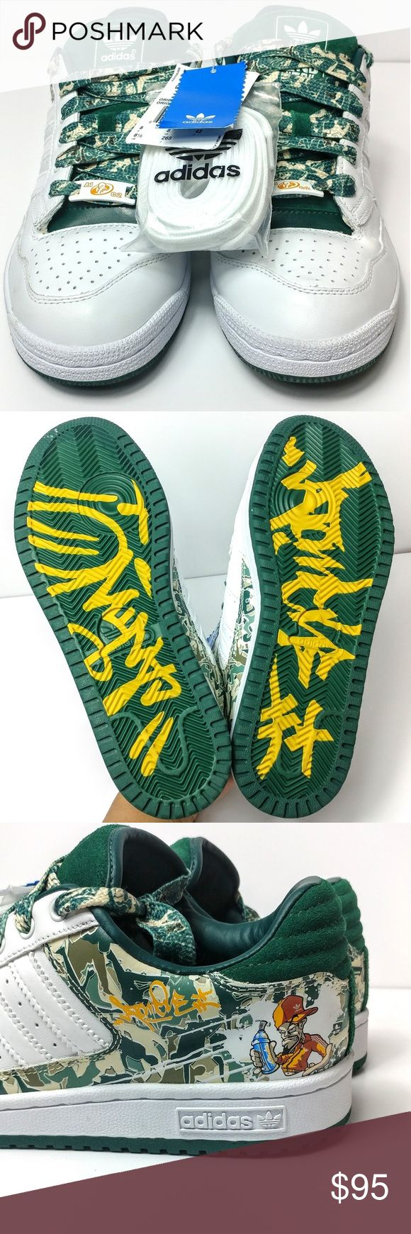 Adidas Original Centennial Lo A1 C2 Size 8.5