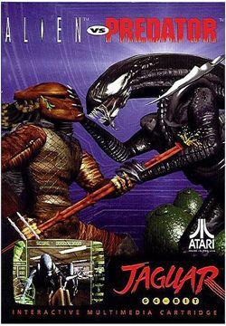 Alien vs Predator for Atari Jaguar @ www.thegamingwarehouse.com/alien-vs-predator-for-atari-jaguar-cartridge-only/