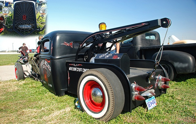 Spider's Wrecker Service by Chad Horwedel, via Flickr