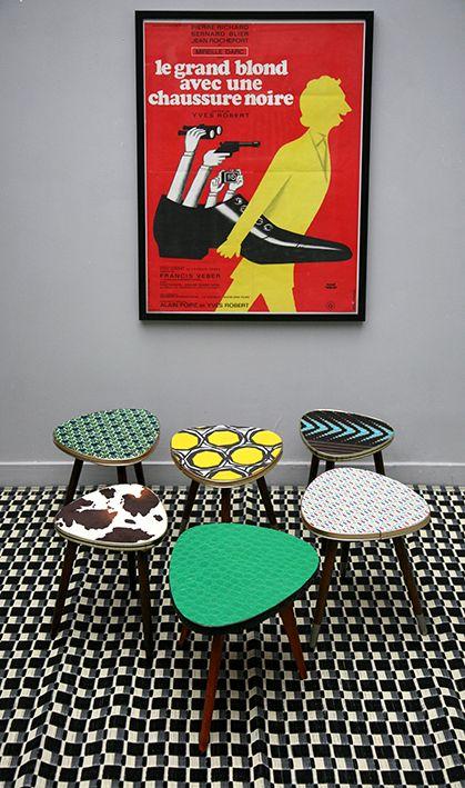 Tables tripodes Haribo # Madamelabroc.com