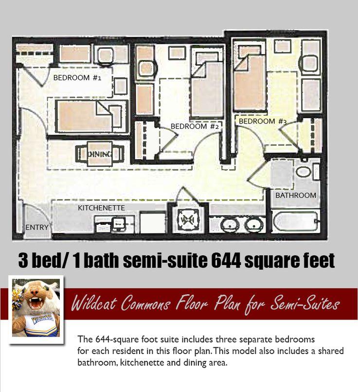 50 best images about fvsu dorms on pinterest dorm rooms for Monogram homes floor plans