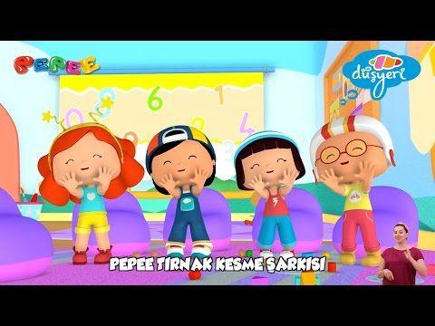 Pepee - Tırnak Kesme Şarkısı -Düşyeri - YouTube