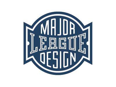 Major League Design  by Tim Frame