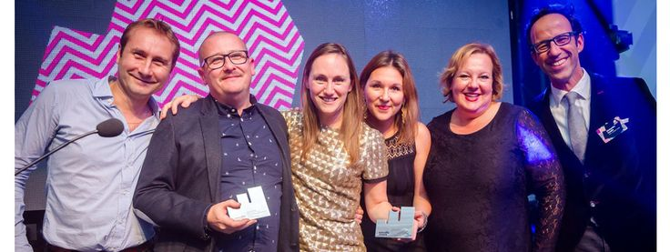 Grey EMEA is Euro Effie Agency of the Year! Congratulations to Grey Germany winning three awards at this year's Euro Effies, including work for Febreze, Lenor and Deichmann.