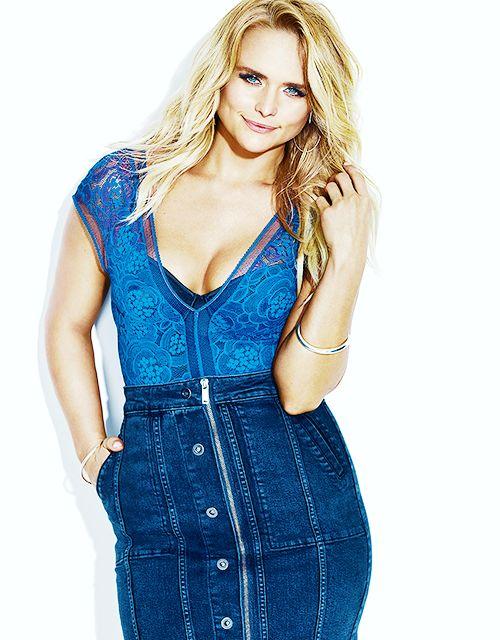 """""""Miranda Lambert for Cosmopolitan (August 2017) """""""