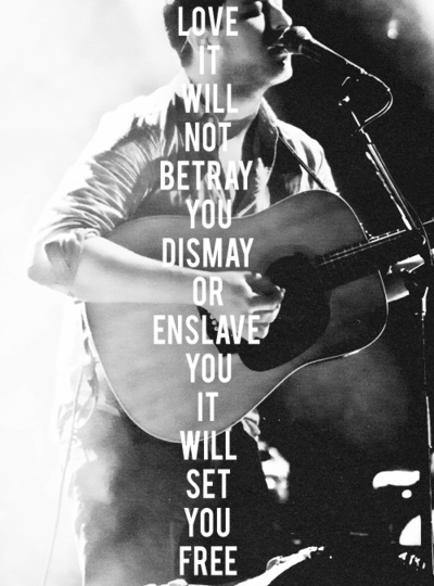 mumford and sons #quotes