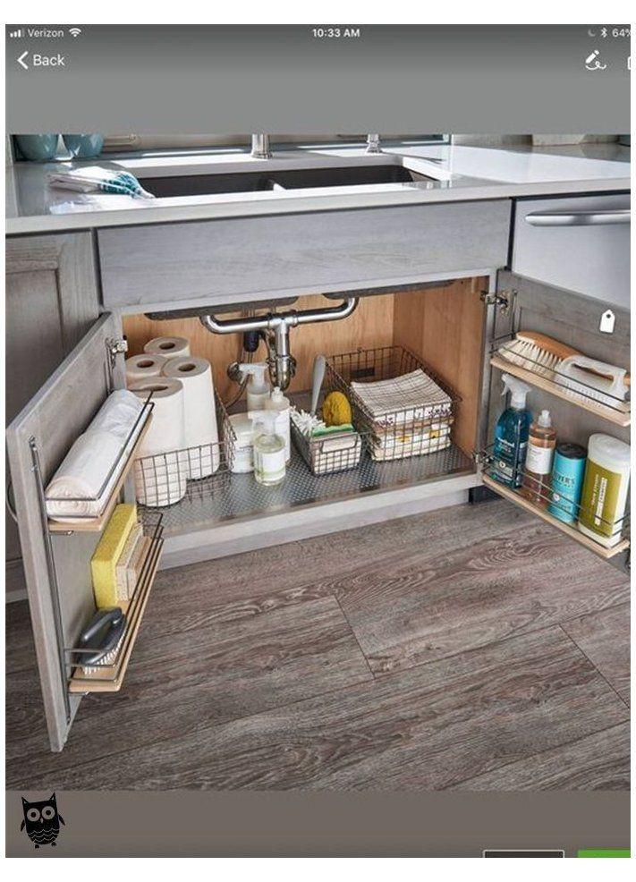 50 Small Kitchen Docot Ideas To Maximize The Space Ideas Www Pinterest Ph Kitchen Ideas Under Kitchen Sinks Kitchen Design Small Kitchen Decor Apartment