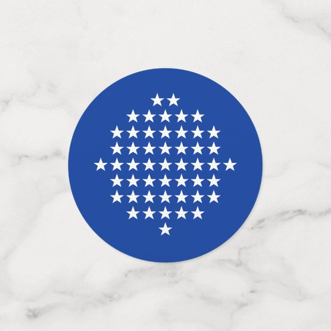 Red White Blue Stars Stripes American Flag Theme Confetti Zazzle Com In 2020 Red And White Blue Star Red White Blue